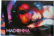 CONFESSIONS ON A DANCEFLOOR - OFFICIAL UK  ALBUM PROMO POSTER